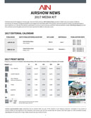 Airshow News Media Kit