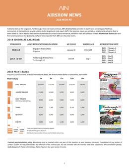 Airshow News Media Kit