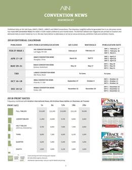 Convention News Media Kit